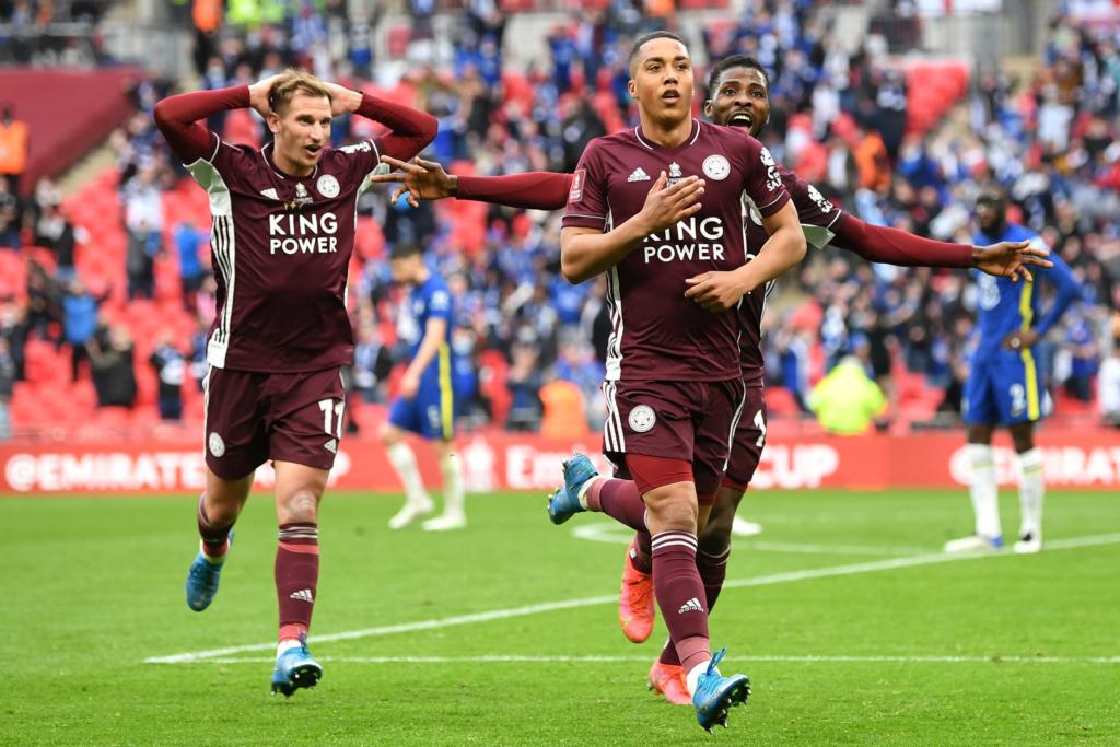 Leicester City gana la FA Cup. Foto: Twitter