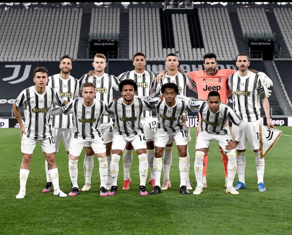 Cristiano Ronaldo dejaría la Juventus. Foto: Twitter