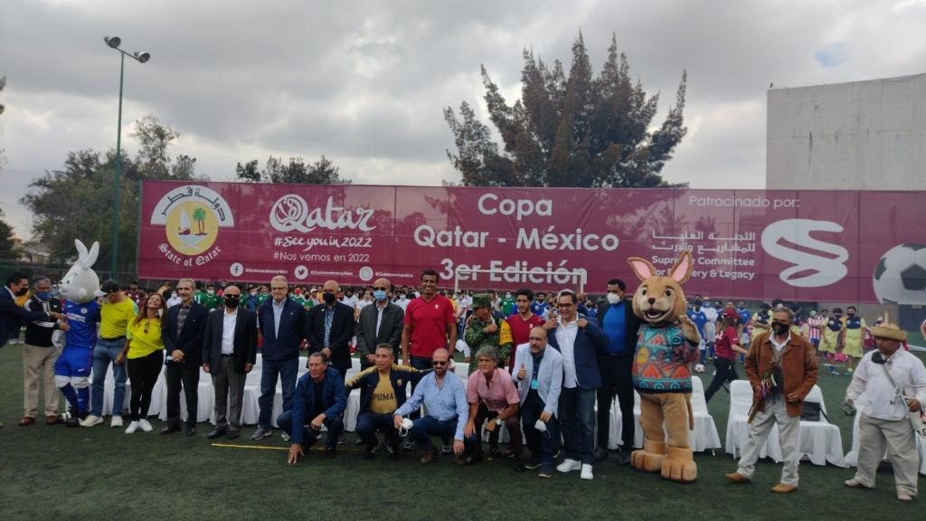 Tercera edición Qatar México. Foto: Twitter