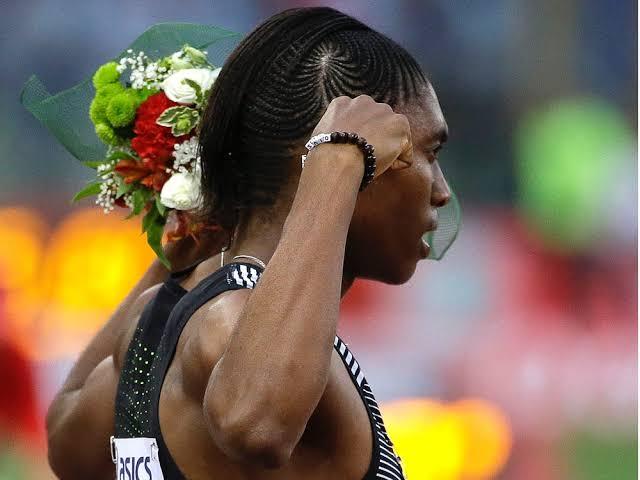 Caster Semenya queda fuera de Juegos Olímpicos. Foto: Twitter
