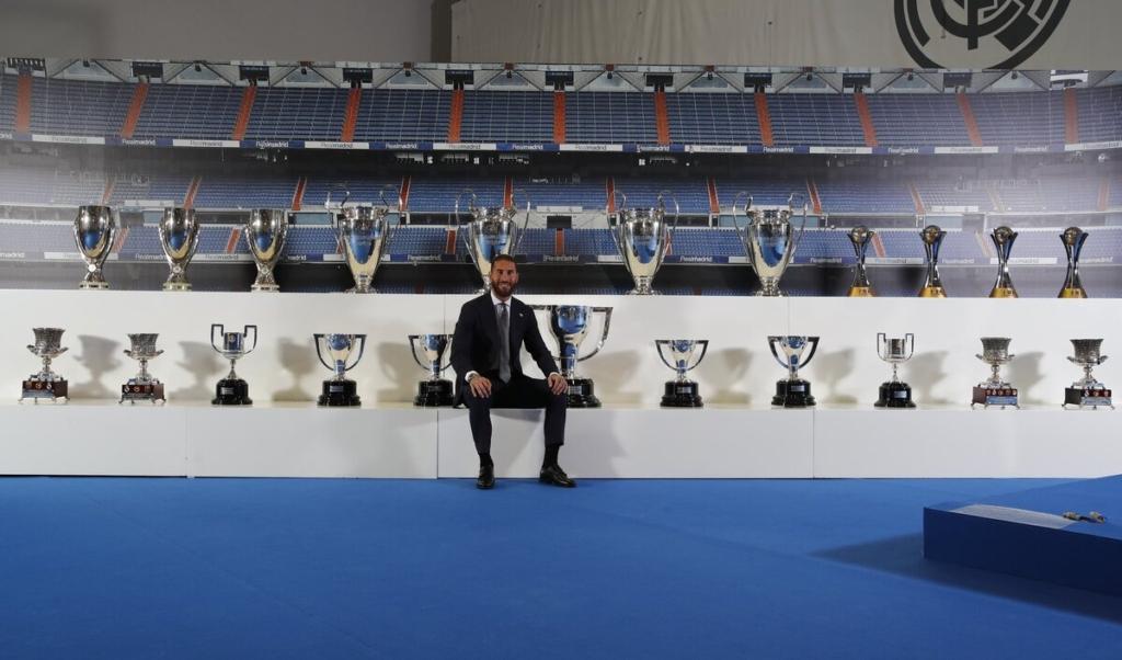 Descartan arreglo entre el PSG y Sergio Ramos. Foto: Twitter