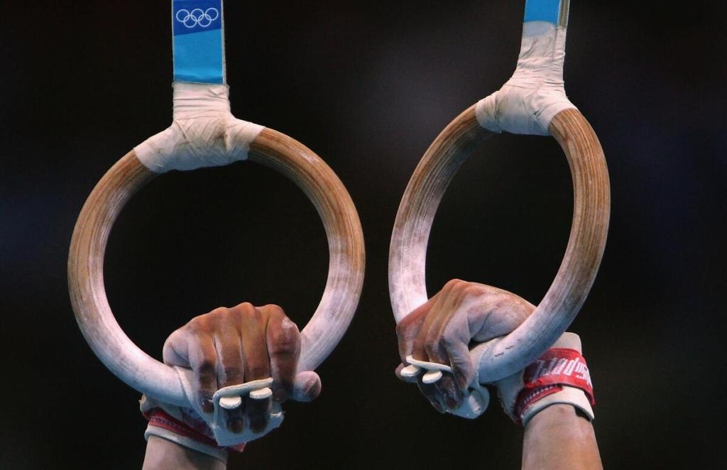 Juegos Olímpicos sin público. Foto: Twitter